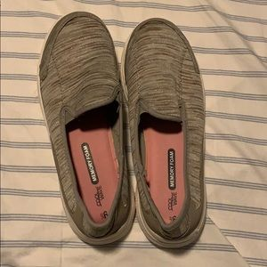 Cool wave memory foam loafers